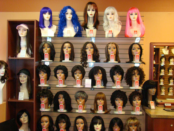 Wigs in Mt Laurel, New Jersey